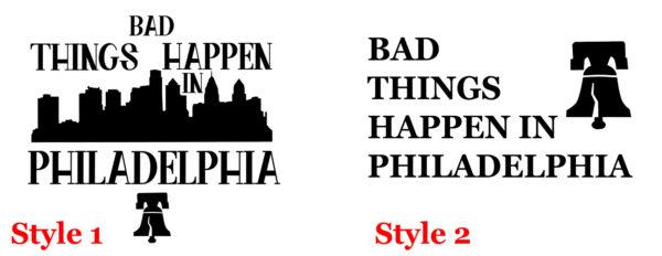 Bad Things Styles