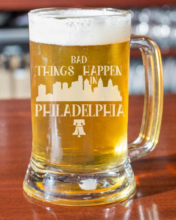 Bad Things Happen in Philadelphia